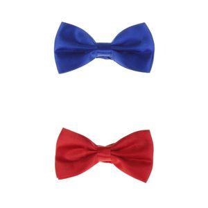 2 Stücke Gentlemen Fliege Bowtie Krawatte Für Männer L