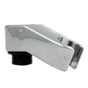 """Duschkopfhalter ohne Bohren - Handbrausehalter 1/2"""" verchromt"""