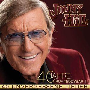 Jonny Hill - 40 unvergessene Lieder / CD