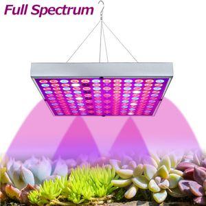 25W LED Pflanzenlampe, Led Grow Lampe Full Spectrum Wachsen Licht Wachstumslampe Pflanzenlicht für Zimmerpflanzen Gemüse und Blumen