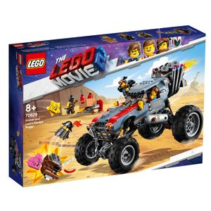 The LEGO Movie™ 2 Emmets und Lucys Flucht-Buggy!, 70829