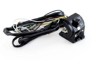 Schalterkombination für SIMSON S51 S50, kompatibel mit SIMSON S53 Enduro, Licht, Blinker, Hupe