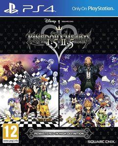 Kingdom Hearts Hd 1.5 et 2.5 Remix [FR IMPORT]