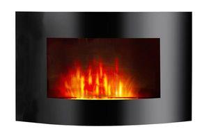 El Fuego LED Elektrokamin / Dekokamin Zürich 2000W