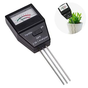 Bodentester, 3 in 1 Bodenmessgerät für Pflanzen, Boden Feuchtigkeit pH Lichtstärke Meter Tester für Pflanzenerde, Gartenbau, Bauernhof, Rasenpflege, Keine Batterien Erforderlich