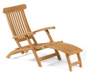 """SonnenPartner Deckchair """"Manhattan"""", 80050093"""