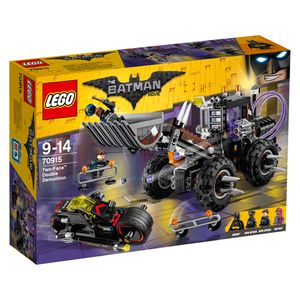 The LEGO Batman Movie™ Doppeltes Unheil durch Two-Face™ 70915
