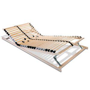 Coemo 7 Zonen Lattenrost Ergo KF mit Kopf- & Fußteilverstellung, Betten-Abmessung:120 x 200