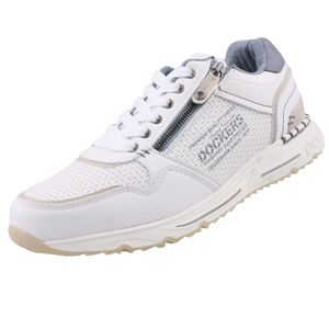 Dockers by Gerli  Herren Sneaker Weiß, Schuhgröße:EUR 40
