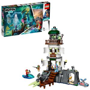 LEGO® Hidden Side Der Leuchtturm der Dunkelheit, 70431