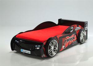 Vipack Autobett MRX schwarz lackiert SCMRX200K