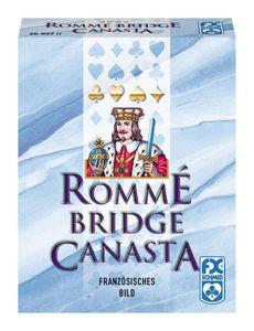 Rommé Bridge Canasta F.X. Schmid 26957
