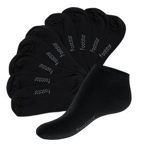 10 Paar SNEAK IT! Sneaker - Schwarz 39-42