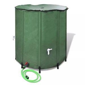 anlund Wasserspeicher Regentonne Wassertank 250L klappbar