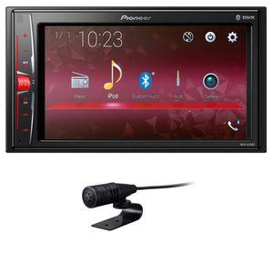 PIONEER Multimedia-Empfänger MVH-A210BT 4988028408076