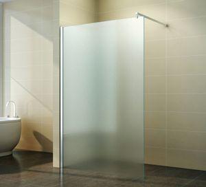 Walk In Dusche Jupiter Vollsatiniert, Breite:120 cm