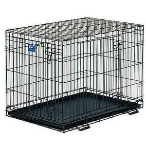 MyPets® X-Treme Safe Hundegitterbox Größe M Hundetransportbox Hundekäfig Transportkäfig