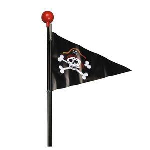 Fischer Kinderwimpel Pirat 20x88x4cm 2-teilig