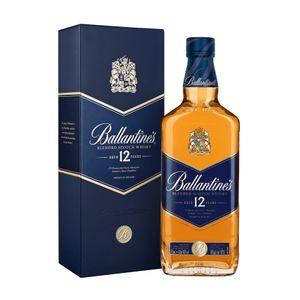 Ballantine's 12 Jahre Blended Scotch Whisky in Geschenkpackung | 40 % vol | 0,7 l