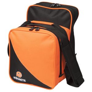 Bowling Ball 1er Tasche Ebonite Compact Bag 113 Orange