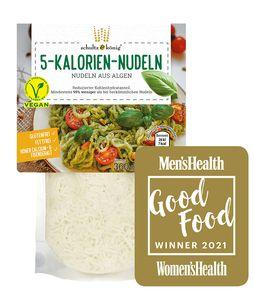 5 Kalorien LOW CARB Nudeln - Vegan - Glutenfrei- Fettfrei - Geruchsneutral - 250g