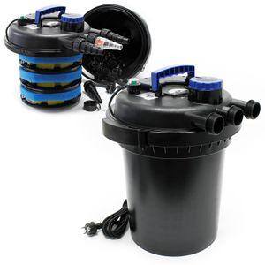 Sunsun CPF-250 Druckteichfilter UVC 11W 10000l Teichfilter Koi Teich Filter