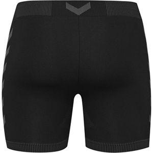 hummel First Seamless Shorts Tights Damen black M/L