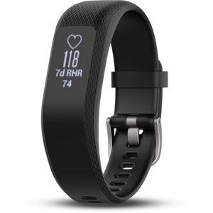 Garmin Fitness-Armband Vivosmart 3, Farbe: Schwarz