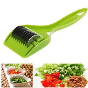Edelstahl Roller Grš¹n Zwiebel Slicer Gemš¹se Cutter Knoblauch Cutter Chopper Shredder & Aufschnittmaschinen Lebensmittel Noodle Maker