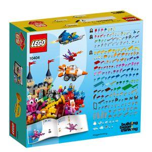 LEGO® Brand Campaign Am Meeresgrund 10404