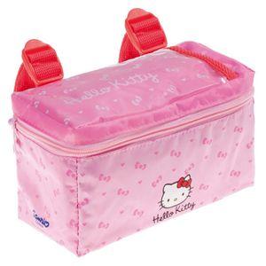 Bike Fashion Kinder Lenkertasche 'Hello Kitty', Pink