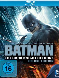Batman: Dark Knight Returns (BR)Teil 1&2 Min: 148DD5.1HD-1080p