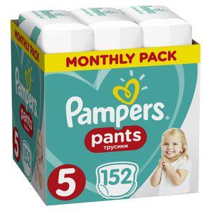 Pampers Pants, Größe 5 Junior, 152 Windeln