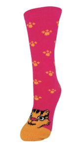 Sock Snob - 1er Pack Antirutsch ABS Rutschfest Kuschelsocken / Socken mit Cartoon Tiere Motiv