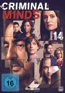 Criminal Minds Staffel 14 - Touchstone  - (DVD Video / TV-Serie)