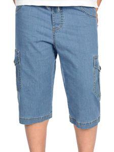 BEZLIT Kinder Jungen Cagro Jeans Shorts Blau 164