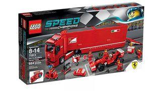 Lego 75913 Speed Champions - F14 T & Scuderia Ferr