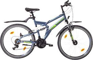 "Mountainbike BLUE 3.0 ATB Herren 28"" christal blue"