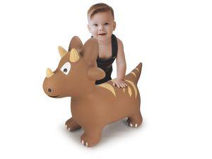 Hüpftier Dino mit Pumpe