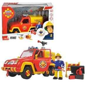 Feuerwehrauto Venus   Feuerwehrmann Sam   Mit Sound & Spielfigur Elvis