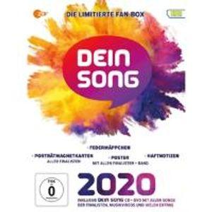Dein Song 2020 - Die limitierte Fanbox
