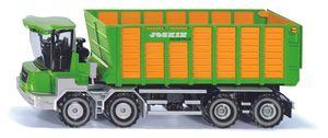 Siku Joskin Cargotrack mit Ladewagen; 4064