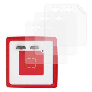 3x Aufkleber kompatibel mit Toniebox