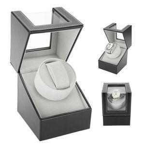 Automatisch Uhrenbeweger Uhrenbox Uhrenkasten Watchwinder Box Holz hrenschatulle Automatik-Armbanduhren 1 Uhren