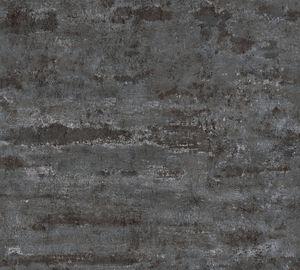 A.S. Création Steintapete Elements Tapete in Backstein Optik Vliestapete schwarz 10,05 m x 0,53 m