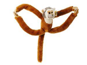 Plüschtier Gibbon 55 cm, Affe Affen Hängeaffe Stofftiere Kuscheltiere Tiere Tier
