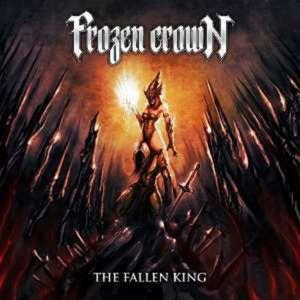 The Fallen King - Frozen Crown -   - (CD / Titel: Q-Z)