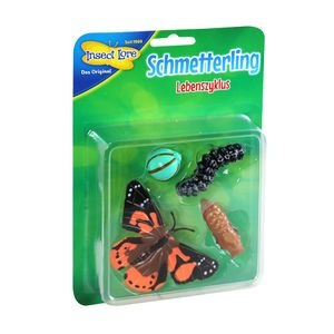 Insect Lore - Lebenszyklus Schmetterling aus Kunststoff