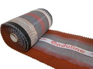 Firstrolle Gratrolle Rot 5m Dach Firstband Rollgrat Gratband Rollfirst UV-Stabil