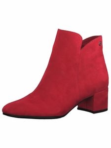 Tamaris Damen Stiefelette rot 1-1-25372-25 normal Größe: 39 EU